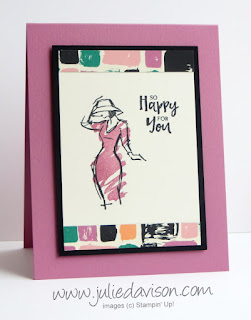 Stampin' Up! Beautiful You ~ Occasions 2017 Catalog ~ Clean & Simple ~ www.juliedavison.com