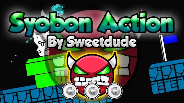 Syobon Action 4 a.k.a Cat Mario 4 : Game Penghilang Stress!