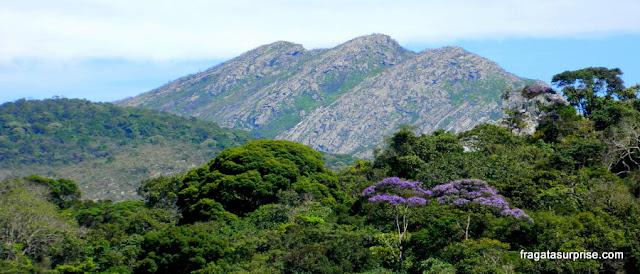 Reserva Natural Santuário do Caraça, Minas Gerais