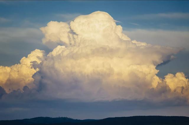 Jenis awan kumulonimbus