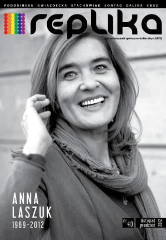 Znalezione obrazy dla zapytania Anna Laszuk darius blog