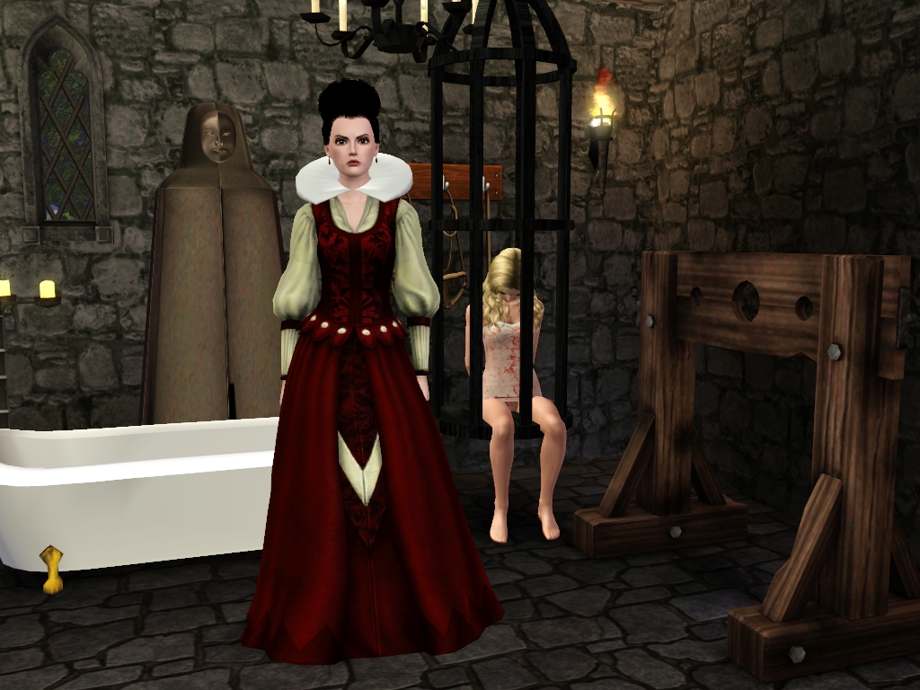 Sims 4 vampire countess corrupts vampire hunter femdom blood warning hd download on my tumblr - 1 5