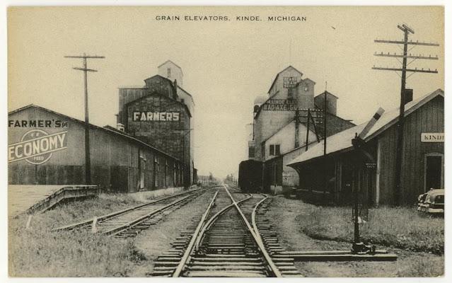 Kinde Michigan 1940