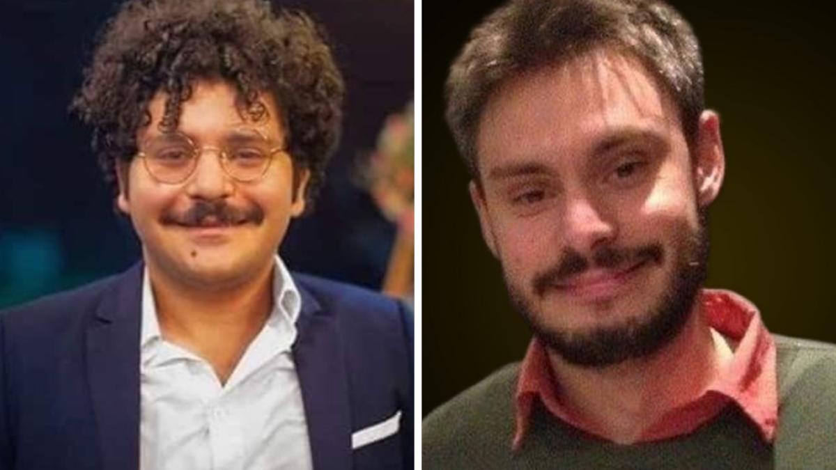 Patrick George Zaki e Giulio Regeni