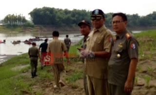 Petugas Gabungan Tindak Lanjuti Keluhan Masyarakat Kanor Terkait Tambang Pasir