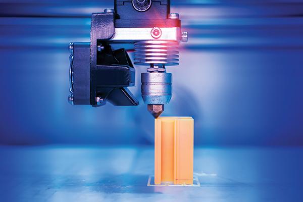 ما هي تقنية الطباعة ثلاثية الأبعاد