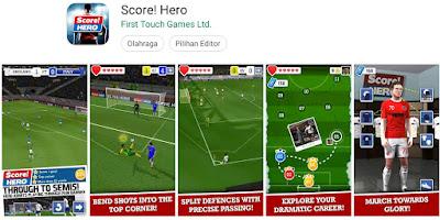 Pasti Seru, Game Bola Offline HP Android Terbaik di Dunia ...