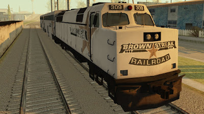gta sa mod hd train remaster brown streak renderhook