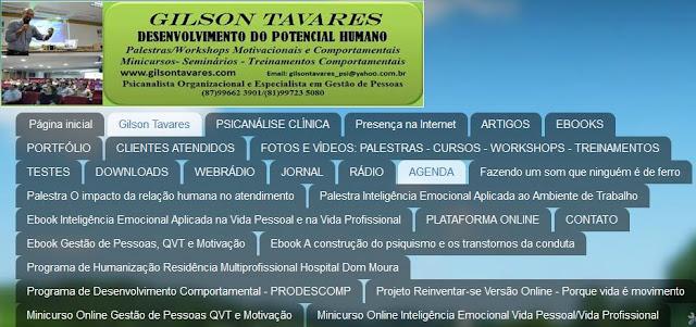 http://gilsontavares.blogspot.com.br/p/gilson-tavares.html