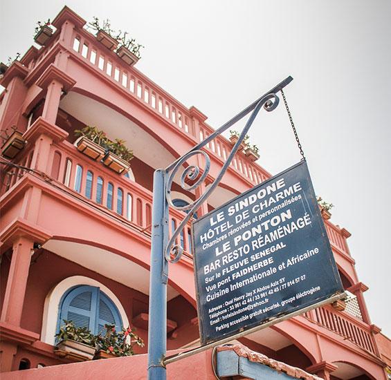 L'Hôtel Sindone, pour un séjour convivial à Saint-Louis : Hôtel, restaurant, Sindone, bar, chambres, salles, conférence, buffet, plat, cuisine, séminaire, Saint, louis, LEUKSENEGAL, Dakar, Sénégal, Afrique
