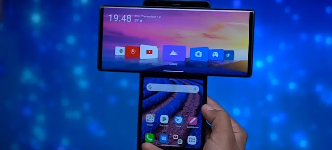 Disadvantages of the  LG Wing swivel screen smartphone