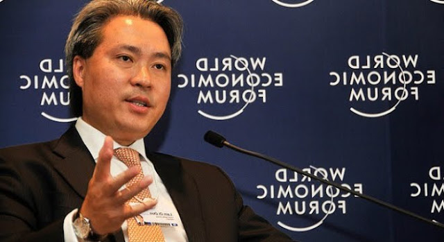 CEO DON LAM của VinaCapital