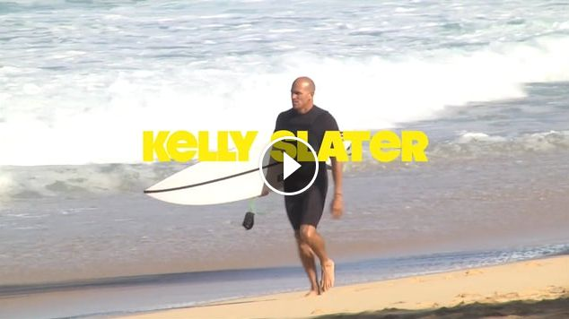 Kelly Slater HAW Freedom
