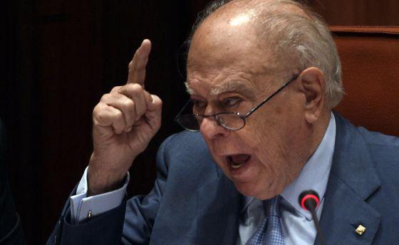 Jordi Pujol chantajea a políticos y jueces y pone en jaque el sistema español