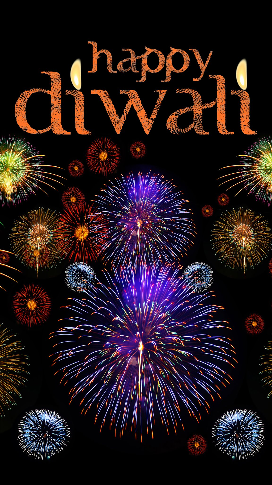 Happy Diwali wishes Mobile Wallpaper