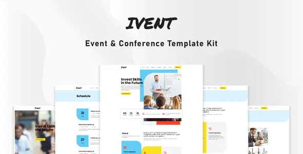 Best Event & Conference Template Kit