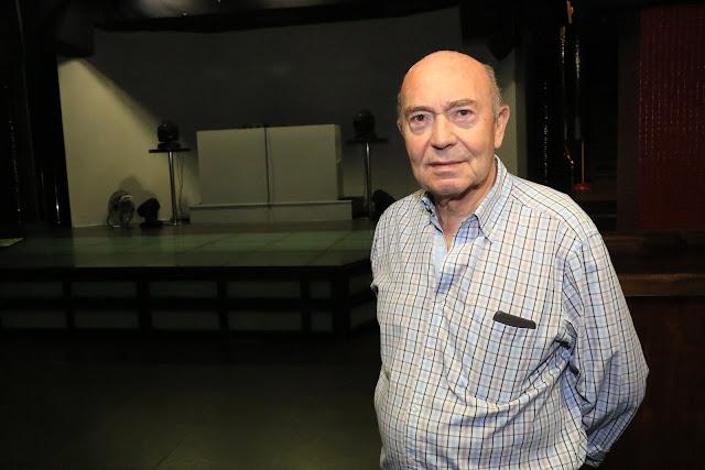 José Luis Vázquez, propietario de Anaconda