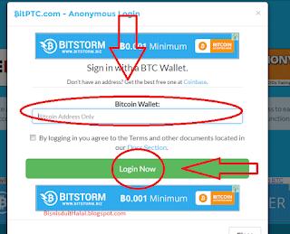 Cara Mudah Cari BITCOIN di BITBTC gratis