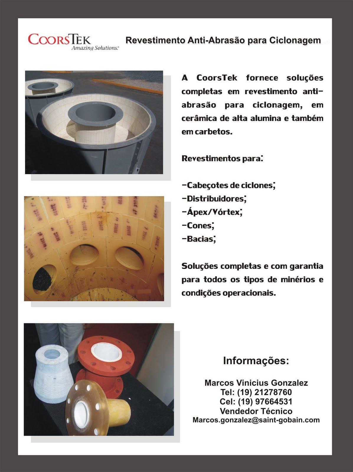 Cerâmicas Técnicas - Coorstek
