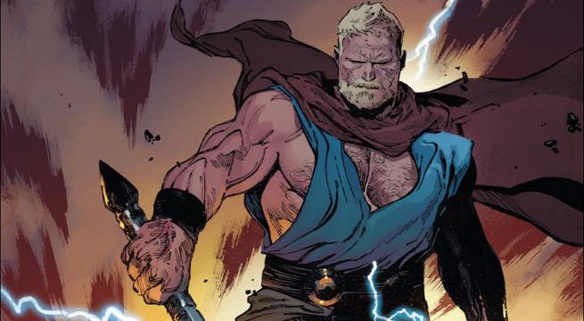 fa1bb26f0 Depois de Guerras Secretas, o universo regular e Ultimate se fundiram e o  Thor Ultimate foi morto.