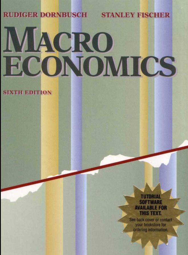 Macroeconomics-(Dornbusch-and-Fischer,-6th-Ed) Free Download