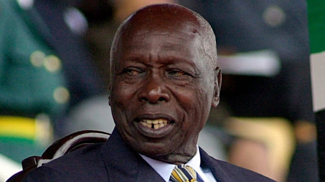 Former President Who Ruled Kenya For 24 Years Dies At 95