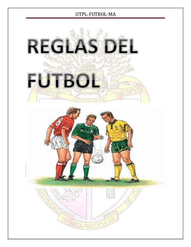 Educaci n f sica elian zurita primero bach f 17 reglas for Regla de fuera de juego en futbol
