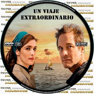 UN VIAJE EXTRAORDINARIO -THE MERCY- 2017 [GALLETA - DVD]