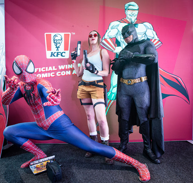 @ComicConAfrica Ends On A High Note #ComicConAfrica #ReedExpoAfrica #Reedpop