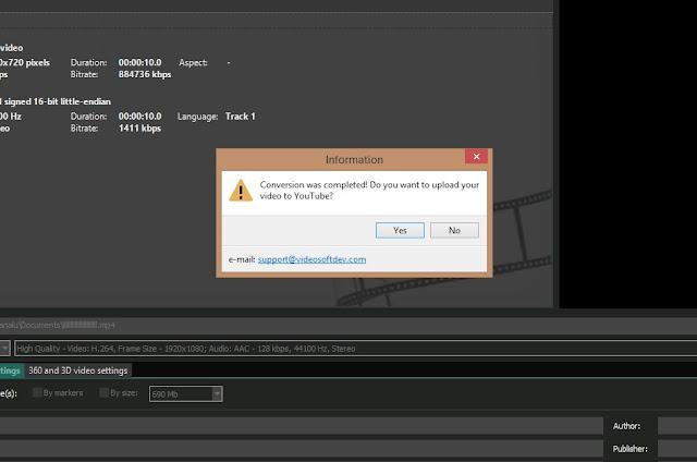 Tutorial Cara Menyimpan File Video youtube di VSDC gratis dan tanpa watermark