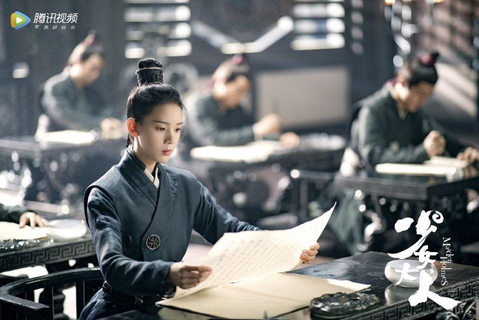 Xem phim thiếu nữ đại nhân Trung Quốc