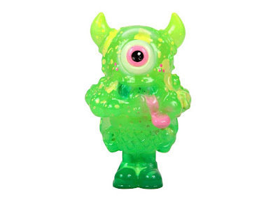 """Designer Con 2017 Exclusive Devil Mister Melty 3"""" Resin Figure by Buff Monster"""