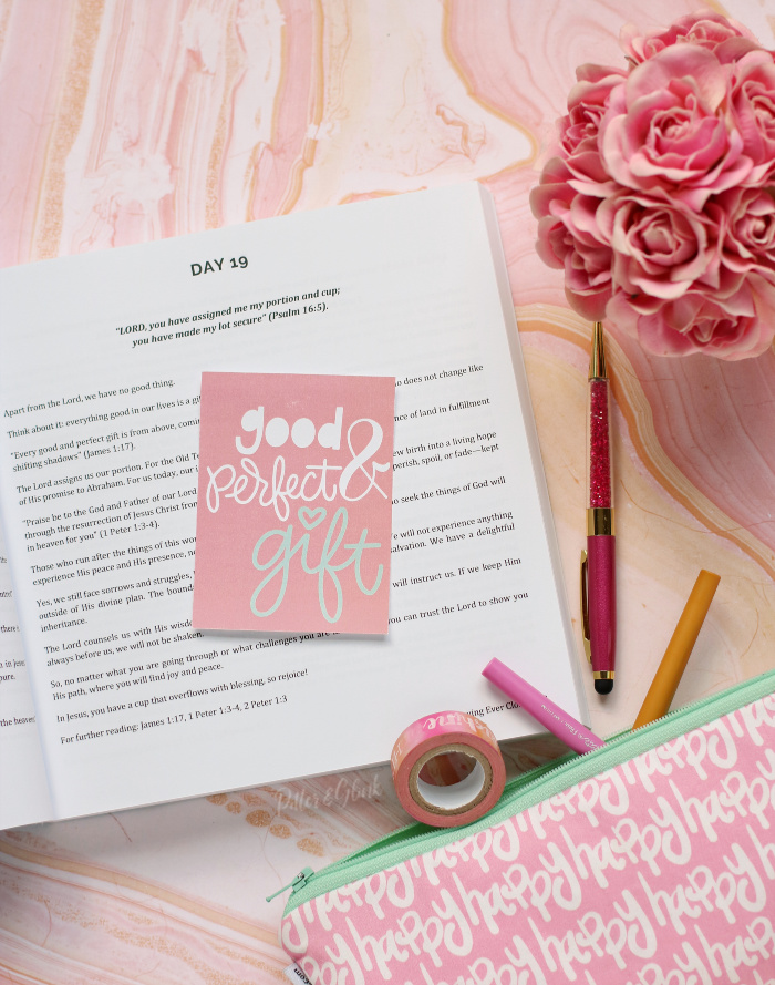 Free Bible Journaling Printables
