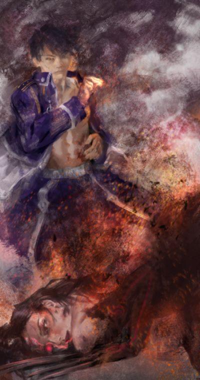 Dong-gun Yoon ydg artstation arte ilustrações pinturas digitais fantasia
