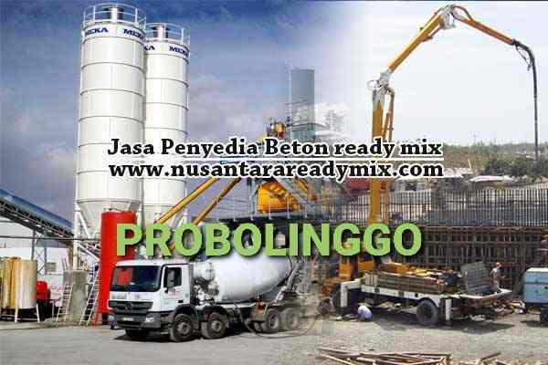 HARGA BETON JAYAMIX PROBOLINGGO JAWA TIMUR 2020