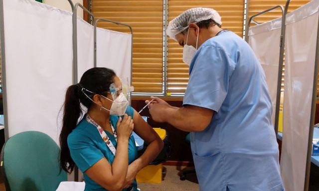 Funcionarios de Salud