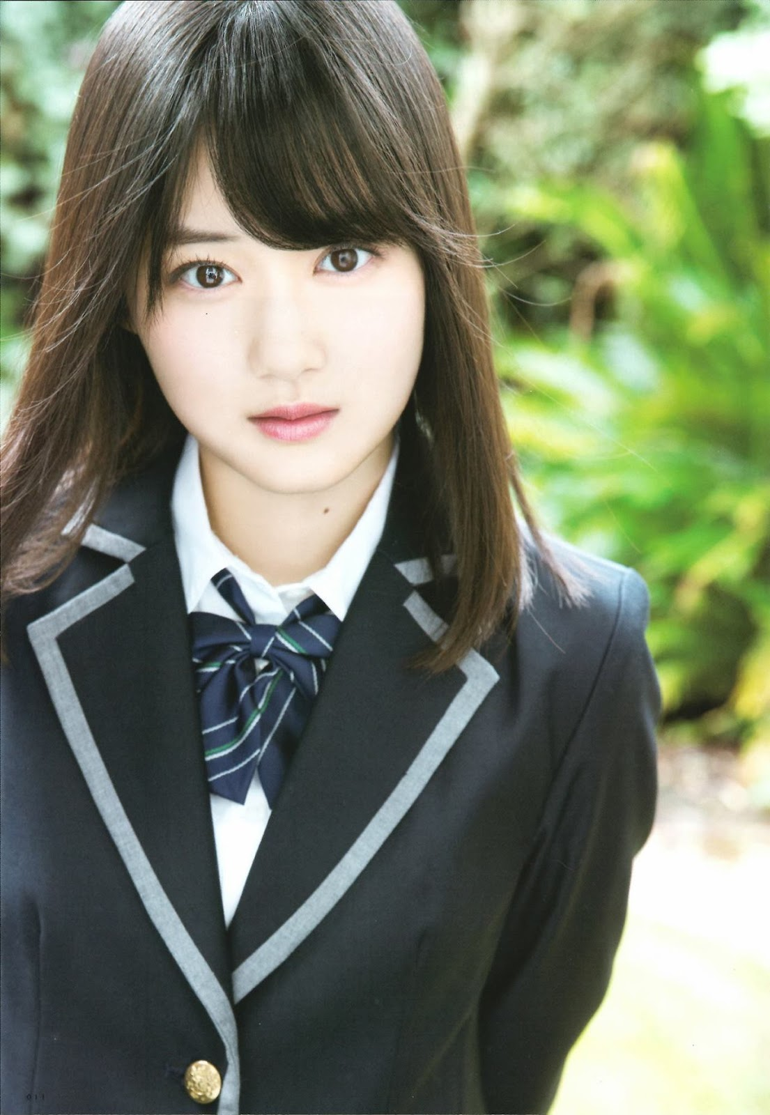 Yamashita Mizuki 山下美月, UTB 2018 No.01 vol.261 Part.02 (アップトゥボーイ 2018年01月号)