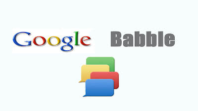 Google App Babble Mensajeria instantánea Marketing Online