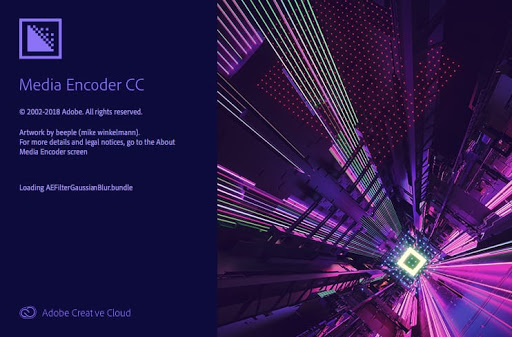 تحميل adobe media encoder cc
