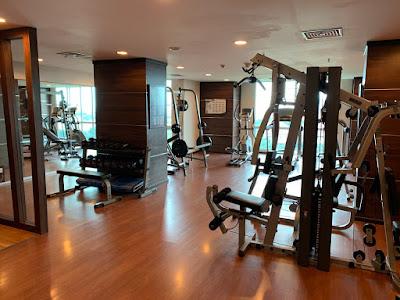 Leopard gym