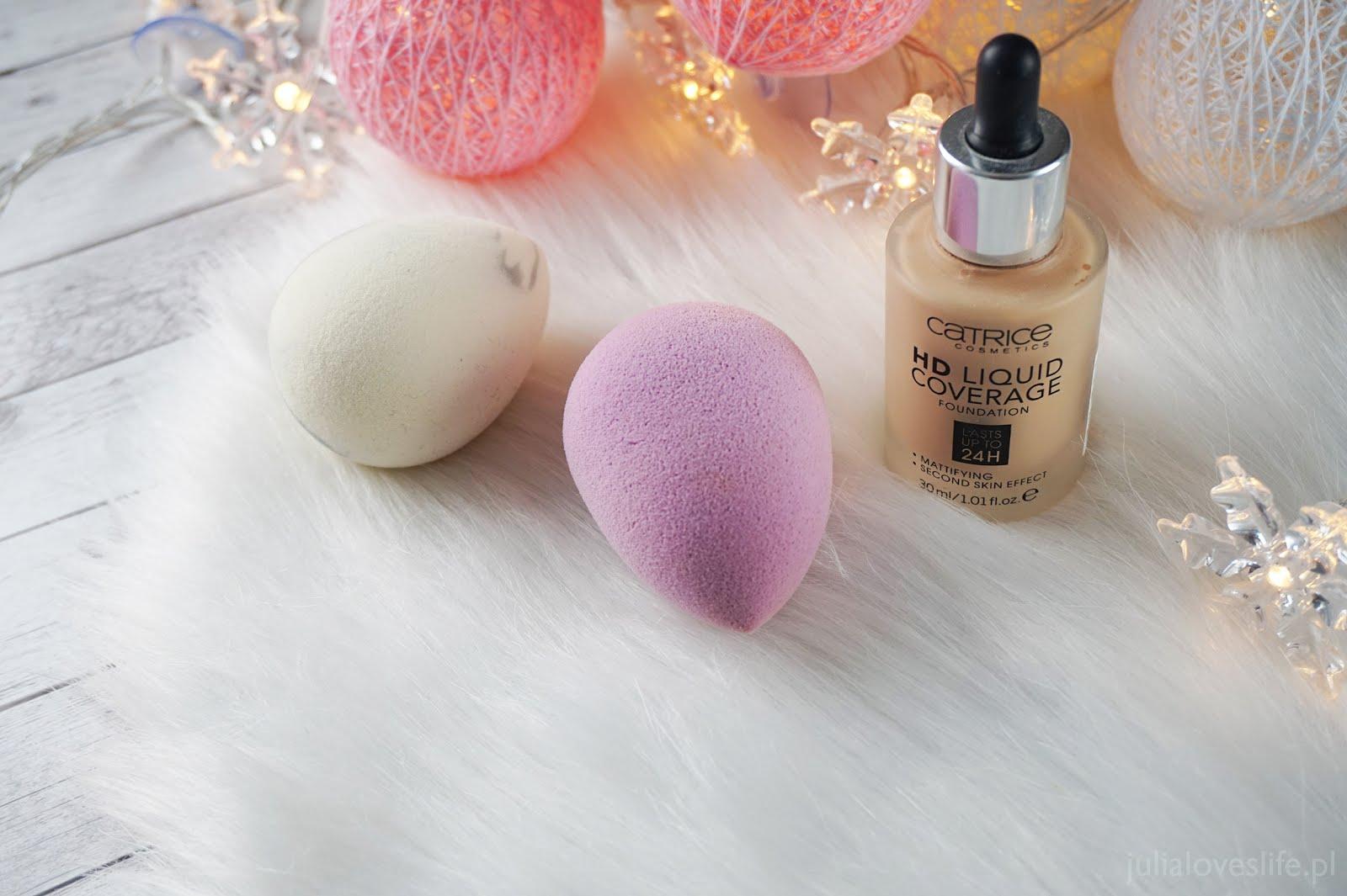 Blend it! czy Beauty Blender? | Porównanie dwóch najpopularniejszych gąbeczek do makijażu