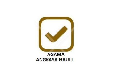 Logo Agama Angkasa Nauli (AAN)