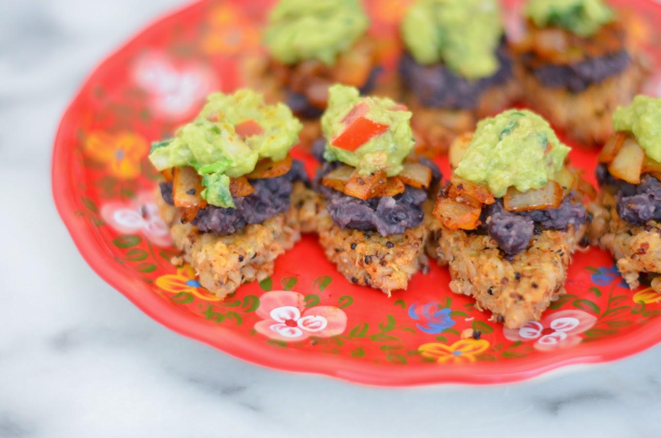 Mexican Quinoa And Beans With Pico De Gallo Recipes — Dishmaps