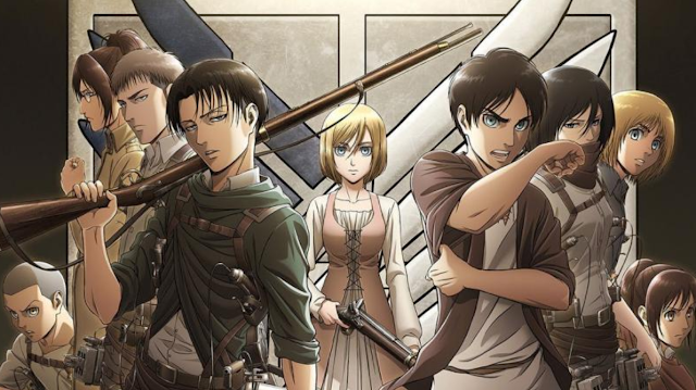 Tanggal Rilis Attack on Titan Season 4 (Final Season)