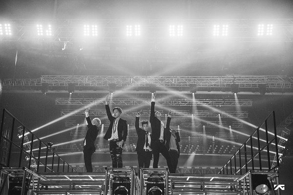 Pertimbangkan Masalah Keamanan, Konser Guerilla Big Bang Dibatalkan!