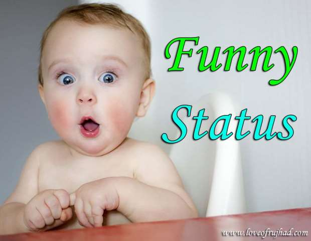 Funny Status English