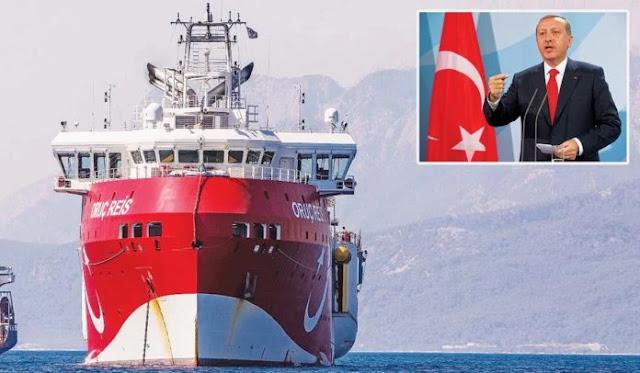 Οι Τούρκοι αλωνίζουν και εμείς μιλάμε για διάλογο!