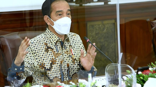 Presiden Minta Implementasi Konkret dari PPKM