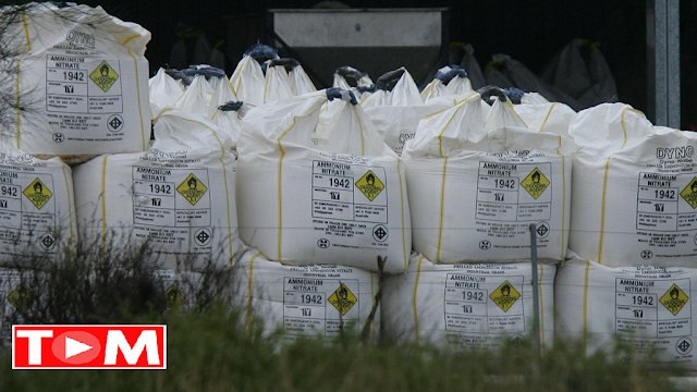 what is ammonium nitrate