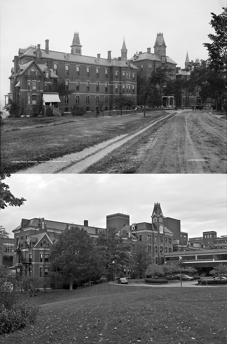 Corey Templeton Photography: Before and After: Maine Medical